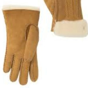 Ugg Classic Tasman Genuine Shearling Gloves